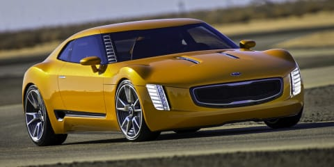 Kia GT4 Stinger : production version due by end of 2014?