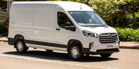 2020-2021 LDV Deliver 9 van recalled with brake fault