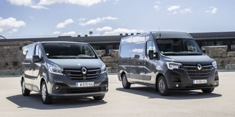 Renault van range gets five-year warranty for limited time, may become permanent