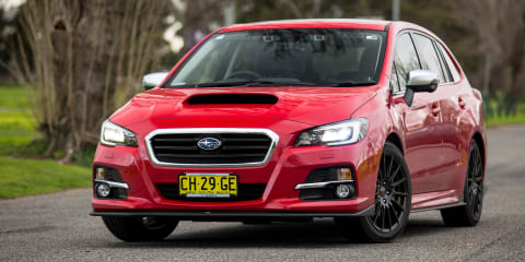 2016 Subaru Levorg GTS Spec.B Review