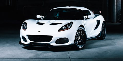 Lotus Elise Cup 250 Bathurst Edition revealed