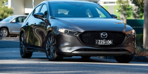 2018-19 Mazda CX-5, Mazda 6 & 2019 Mazda 3 recalled