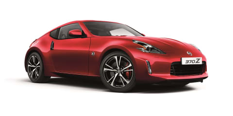 2018 Nissan 370Z revealed - UPDATE