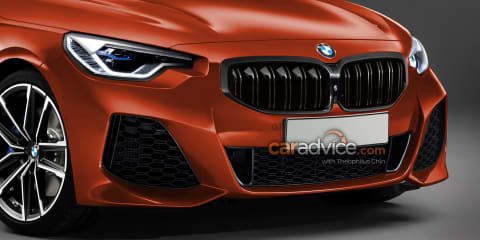 2021 BMW 2 Series Coupé rendered: M245i - UPDATE