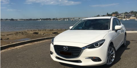 2017 Mazda 3 SP25 GT review