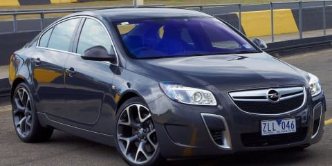 2013 Opel Insignia OPC Review