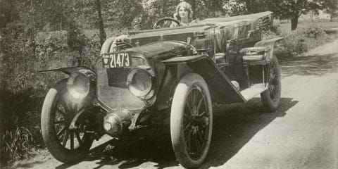 Florence Lawrence: The Hollywood star who invented two of the most common things found on cars today