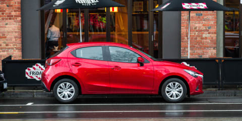 2017 Mazda 2 Neo hatch long-term review, report two: urban driving