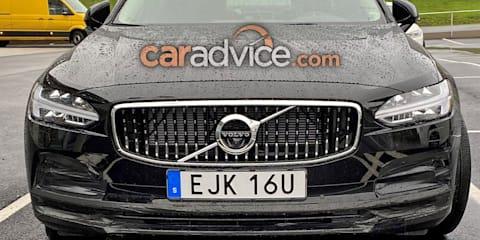 2020 Volvo S90 spied