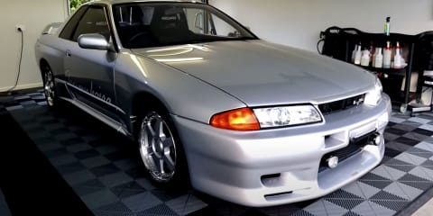 1994 Nissan R32 Skyline GT-R Tommykaira R offered for $328,000
