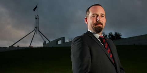 Australian Motoring Enthusiasts Party Senator Ricky Muir gives inaugural speech