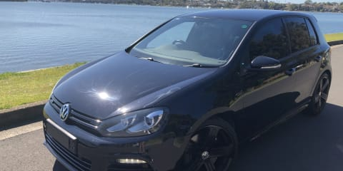 2012 Volkswagen Golf R review
