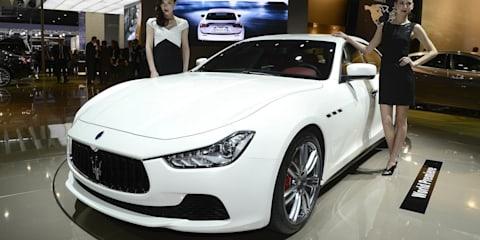 Maserati Ghibli: full details of Italy's E-Class rival