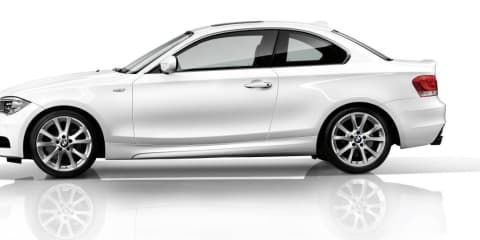 BMW 120i Coupe coming in May