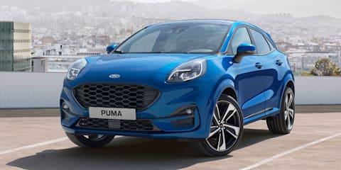 2020 Ford Puma detailed