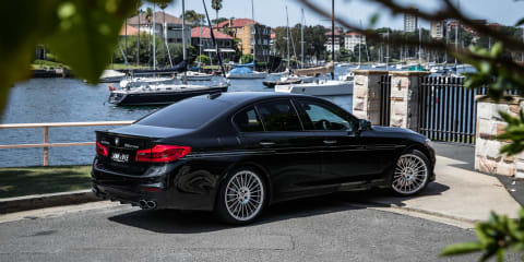 2019 Alpina B5 review