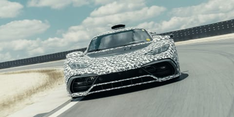 2021 Mercedes-AMG Project One: $5 million F1 racer for the road in final stages of testing
