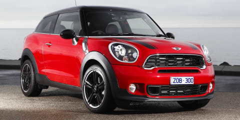 Mini Coupe, Roadster, Paceman face the axe - report