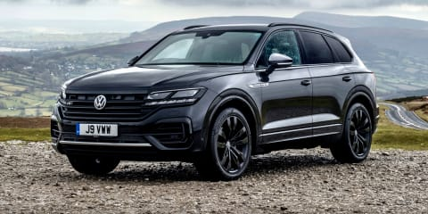 2021 Volkswagen Touareg Wolfsburg price and specs: Limited-edition SUVs arrive