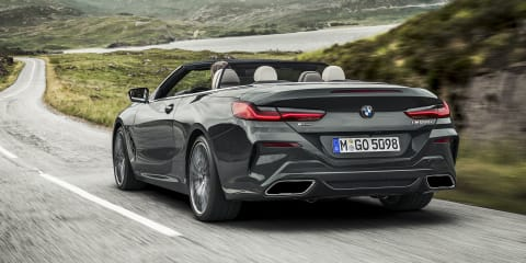 2019 BMW 8 Series Convertible goes official