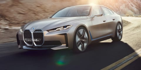 BMW M boss confirms first electric M car won't threaten M3, yet