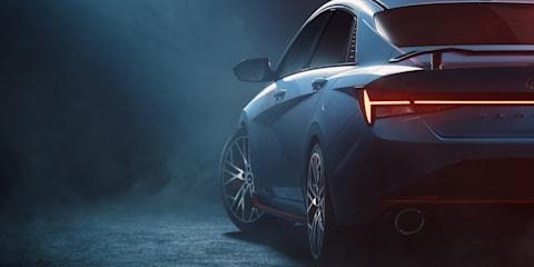 2022 Hyundai i30 Sedan N previewed in video teaser – UPDATE: Reveal set for Wednesday