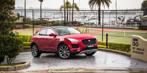 2018 Jaguar E-Pace SE D240 review