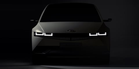 2021 Hyundai Ioniq 5 teased, February 2021 debut confirmed – UPDATE: New images