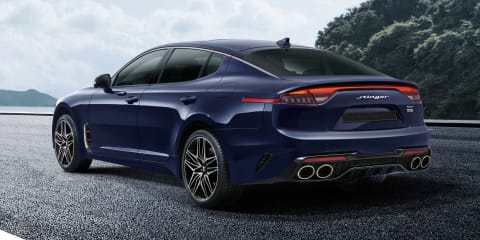2021 Kia Stinger revealed, Australian debut due later this year