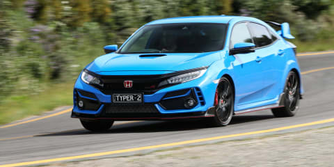 2021 Honda Civic Type R review: Australian first drive