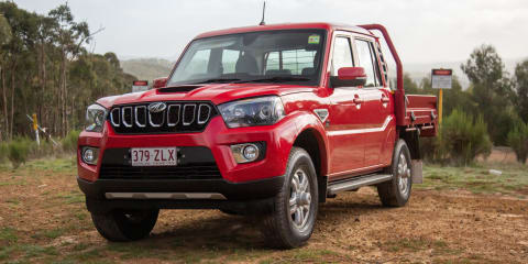 2020 Mahindra Pik-Up S10+ dual-cab review