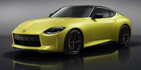 Next Nissan Z-car to utilise an existing, but modified platform