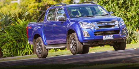 5 Things: 2020 Isuzu D-Max LS-T