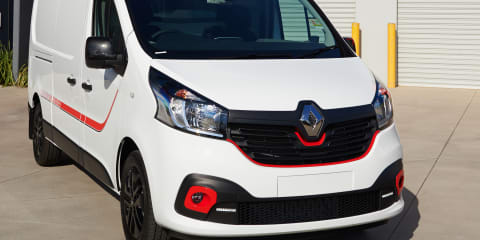 2019 Renault Trafic Formula Edition revealed