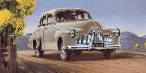 Holden history: from the beginning to the end