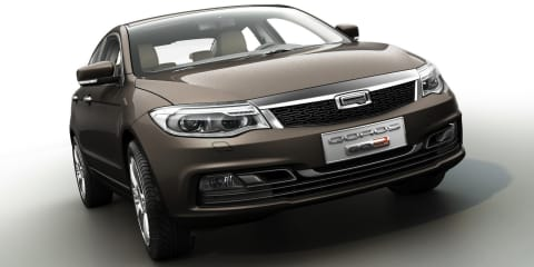 Qoros GQ3: China's Euro fighter revealed