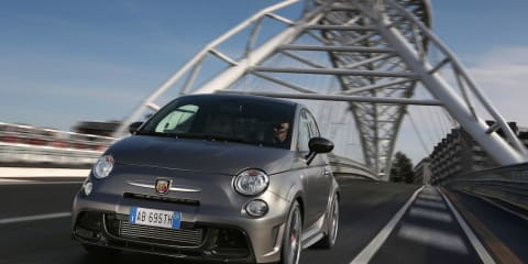 2015 Abarth 695 Biposto pricing and specifications