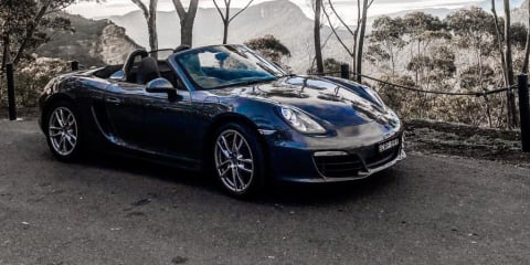 2014 Porsche Boxster S review