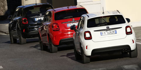 2020 Fiat 500X Sport revealed, not coming to Australia