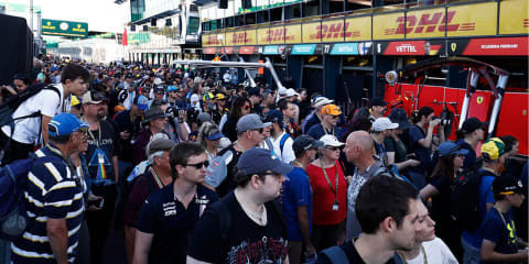 The 2020 Australian Grand Prix has been cancelled due to coronavirus