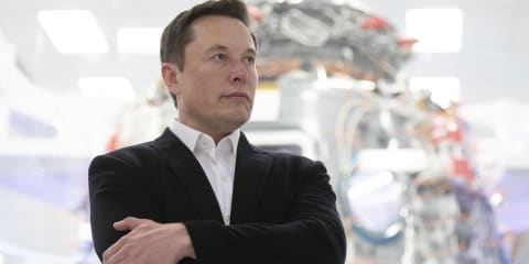 Tesla stock tumbles, Elon Musk no longer world's richest person