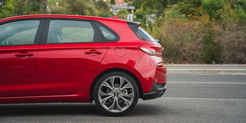 2019 Hyundai i30 N-Line automatic review