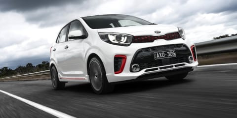 Kia Picanto GT: You don't mess with imperfection