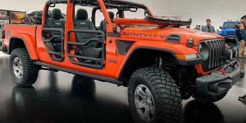 2019 Easter Jeep Safari concepts: Gladiator and more!