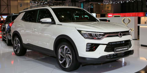 2019 Ssangyong Korando Launch Edition pricing and specs