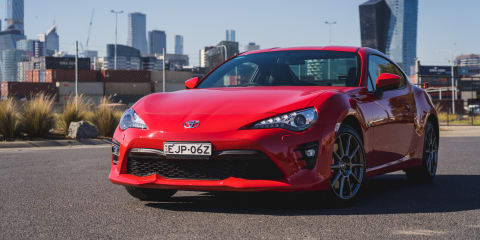 2021 Toyota 86 GTS Dynamic Performance Pack review