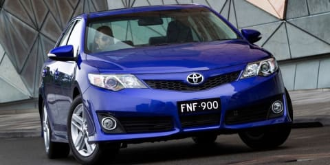 Toyota Camry attracting younger buyers