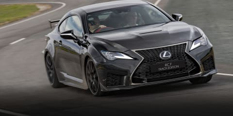 Lexus Rc F Review Specification Price Caradvice