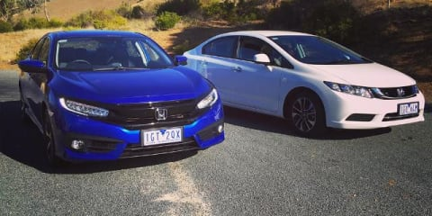2016 Honda Civic - what has changed?