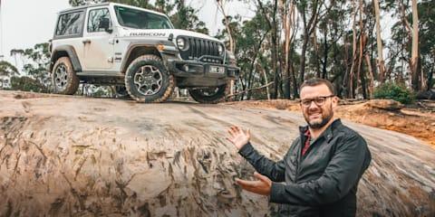 Video: 2020 Jeep Wrangler Rubicon Recon Short Wheelbase off-road review